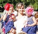 Парад близнецов в Туле собрал 70 пар