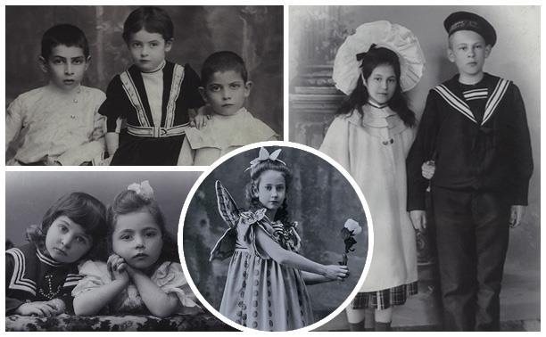Маленькая мода: как наряжали детей сто лет назад