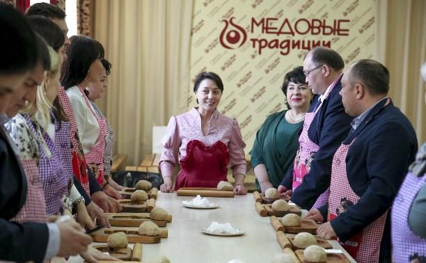 В Туле начали выпускать пряник с башкирским медом