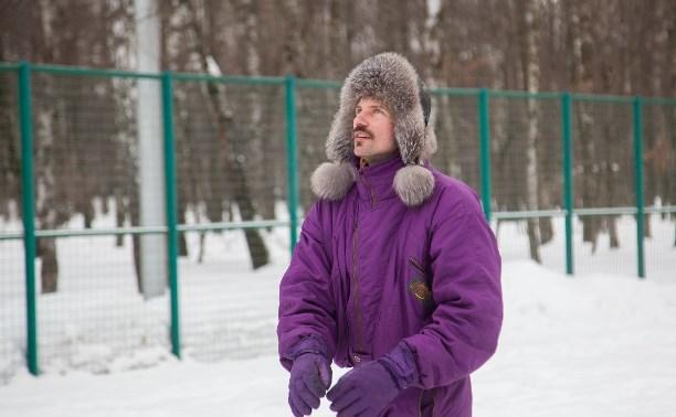 Тульский «морж» Владислав Шевцов: Окунусь и всех люблю!