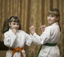 Юные спортсменки сестры Новиковы: «Мечтаем о черном поясе по каратэ!»
