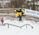«Freak Snowboard Day» в Форино: нереальные трюки от тульских сноубордистов