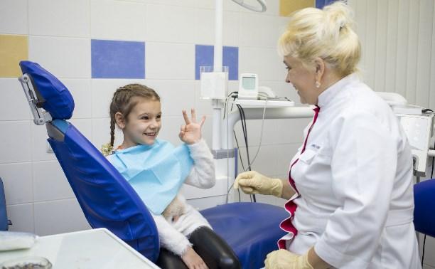 Новая детская стоматология в Туле: где вылечить зубы без боли и страха