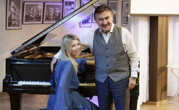 В Поленово майор Томин рассказал историю о вечной любви