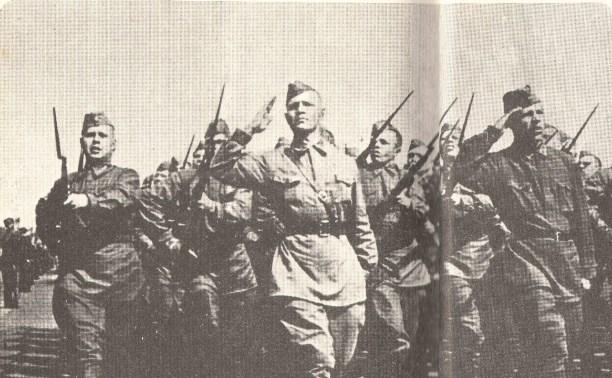 Трудный путь винтовки Мосина