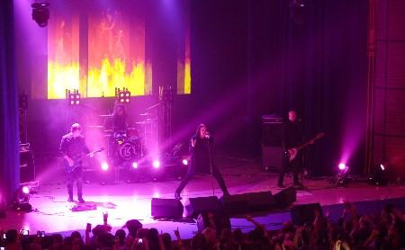 «Кукрыниксы» выступили в Туле с прощальным концертом