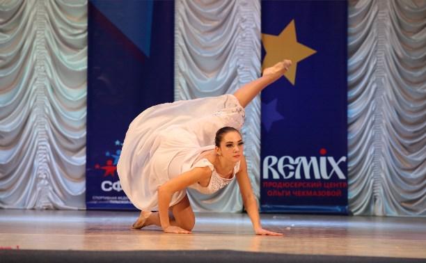 15-летняя тулячка Мария Головкина - танцевальное «Открытие 2014»
