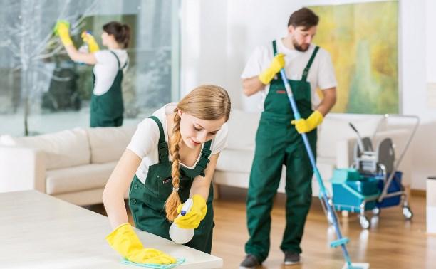 Где в Туле заказать уборку квартиры или офиса?