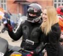 Новомосковские байкеры закрыли мотосезон-2014