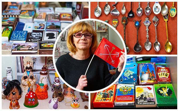 Карты, ложки, колокольчики: Тулячка Любовь Филиппова коллекционирует всё на свете