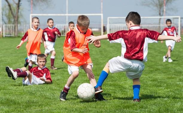 Футбол для детей тула