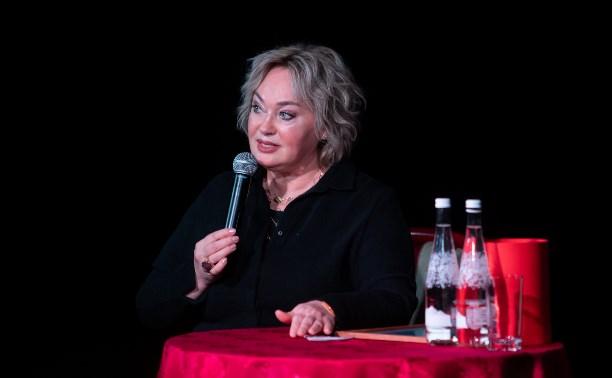 Лариса Гузеева: «Секс? Я лучше огурцы посолю»