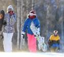 Зимние забавы туляков: лыжи, сноуборды, тюбинги