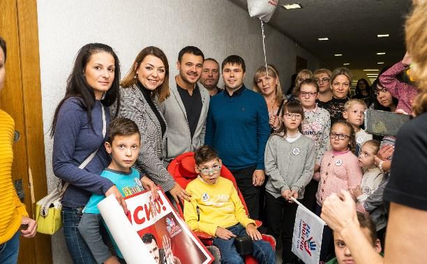 Евгений Макалов, президент БФ «Не молчи»: «Помогать больным детям может каждый человек»