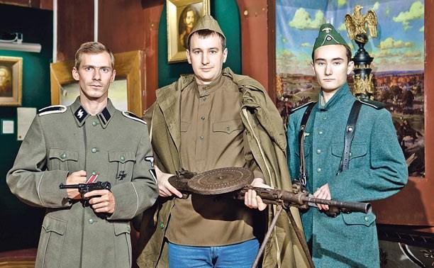 В Тульской области снимают фильм о войне «Алексин – последний рубеж»