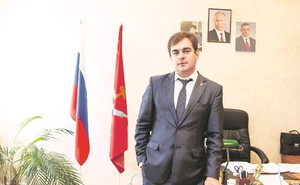 Правила жизни Максима Щербакова, главы Зареченского округа Тулы