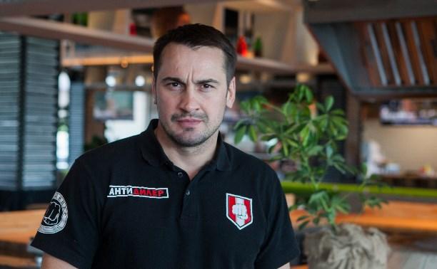 Дмитрий Носов: Каждый человек должен заниматься спортом