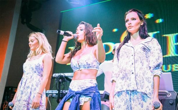 Группа серебро сексуальное выступление на концерте