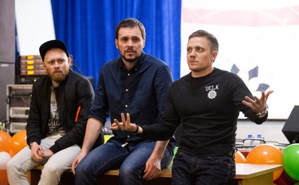 Команда «Союз»: «В КВН никто не играет из-под палки»
