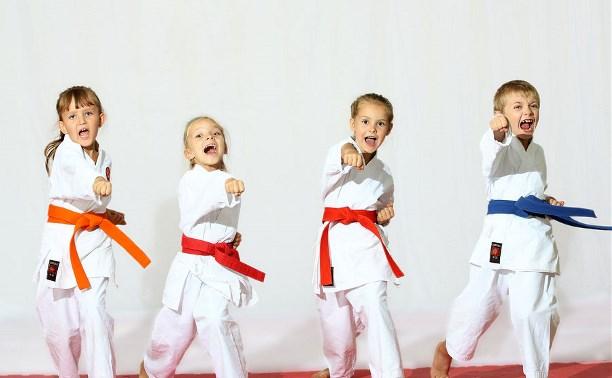 Каратэ и гимнастика для детей в Туле