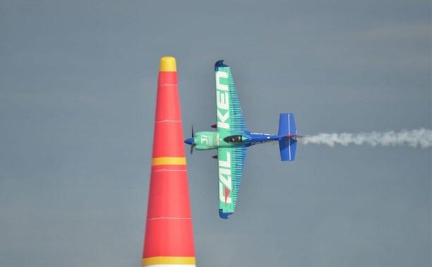 Самые зрелищные соревнования Red Bull Air Race определили чемпиона российского этапа