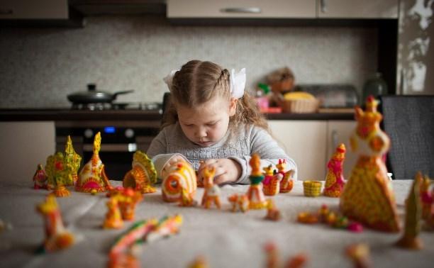 Все секреты филимоновской игрушки