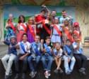 Актеры из сериала «Молодежка» стали гостями Детской Республики «Поленово»