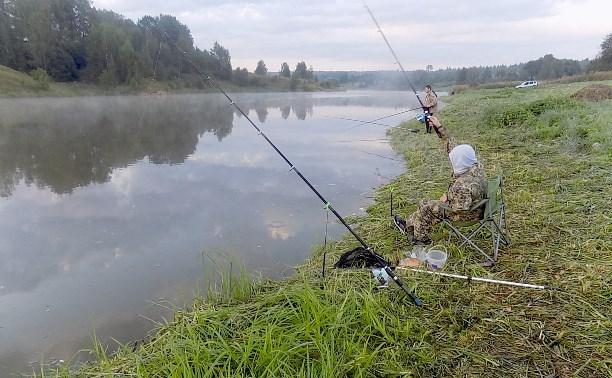 Тульские рыбаки про приметы, наживку и улов