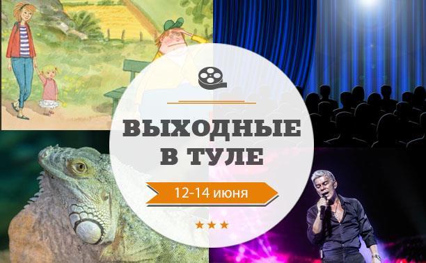 Онлайн-выходные в Туле: 12-14 июня