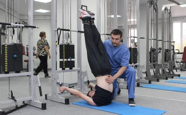 Центр доктора Бубновского: Офисные работники больше всех рискуют оказаться на костылях