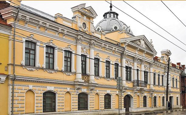 Дом и фабрика Белолипецких