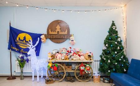 Кондитерград: Готовим сладкие подарки к Новому году