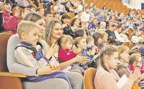 В Туле особым детям помогает «Доктор Цирк»