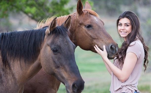 5 мест, где в Туле можно покататься на лошадях