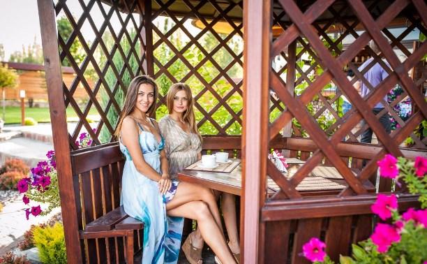 Тульские рестораны и кафе с беседками
