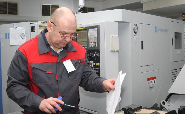 Токарь Вячеслав Серебряков: В любом деле надо быть профессионалом!