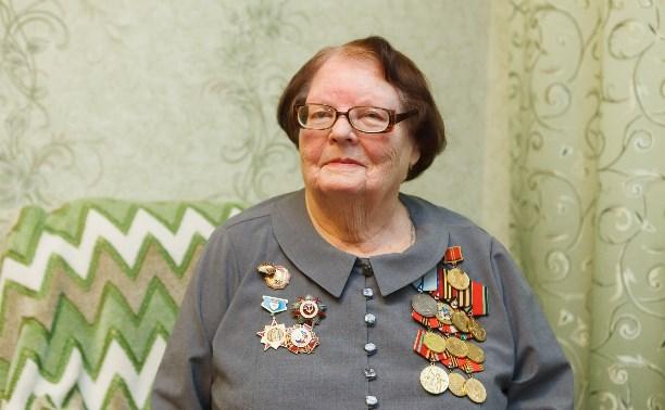 Тулячка Зинаида Кистаева: Война началась в мой день рождения