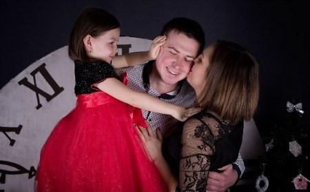 Тульская семья Горловых: «Выбрали новогодний тариф и смотрим любимые фильмы!»