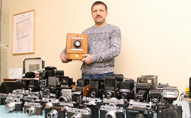 Туляк Алексей Альховик: «В старых фотоаппаратах есть волшебство!»