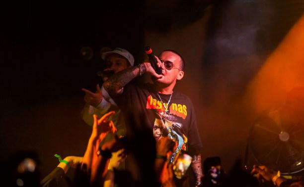 Крутой хип-хоп: как рэпер Guf выступил в Туле