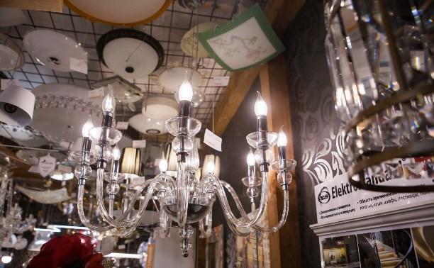 Кибермаркет света Lustrof: стильные светильники доступны каждому