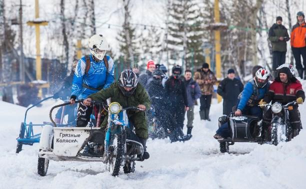 Мотослёт под Тулой: гонки на «колясычах», мототоксикоз и Al-Kashi