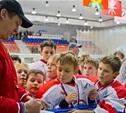 Легенда хоккея Евгений Давыдов: «В Новомосковске любовь к хоккею растет из года в год»