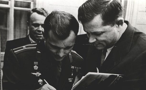 За полет Гагарина в космос отвечал туляк