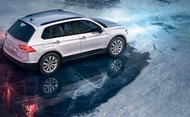Volkswagen Tiguan в исполнении Winter Edition завоевывает сердца автолюбителей по всей России