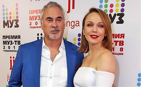 Две «пятерки» Валерия Меладзе