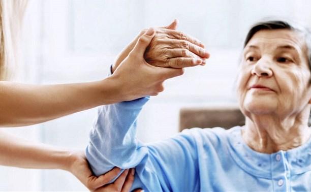 «Тульский дедушка» – профессиональный уход и забота после инсульта