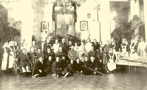 Сто лет назад в Туле был Николай II