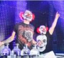«Мята» устроила хэллоуинский цирк-шапито