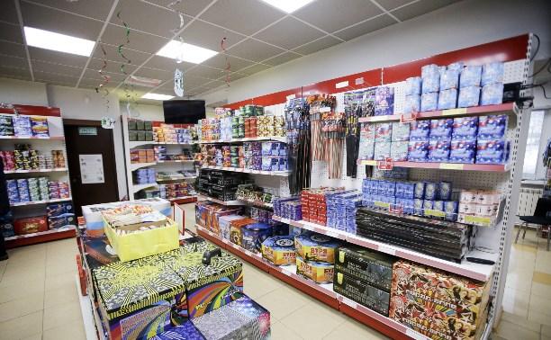 Встреть Новый год с салютами от магазинов «Большой праздник»